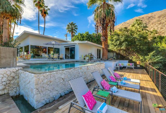 360 W Crestview Drive, Palm Springs, CA 92264 (#19459644PS) :: TruLine Realty