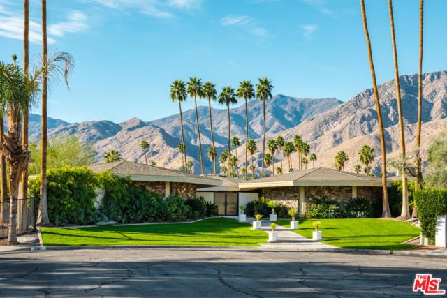 2587 S Pequeno Circle, Palm Springs, CA 92264 (#18302956) :: California Lifestyles Realty Group