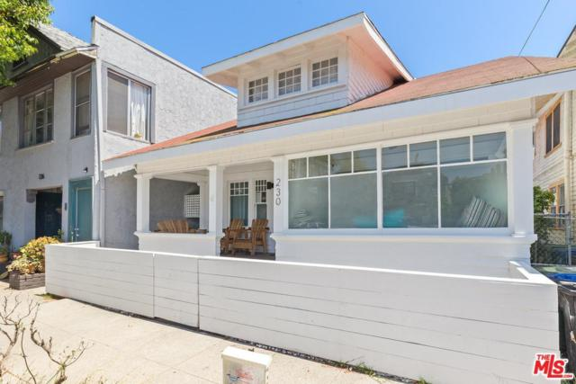 230 San Juan Avenue, Venice, CA 90291 (#17235416) :: Paris and Connor MacIvor