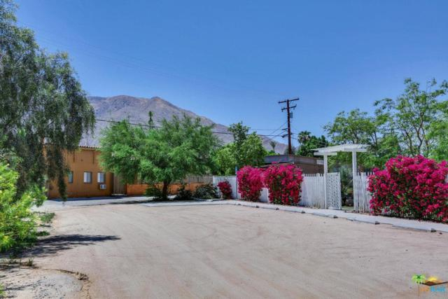 2393 North Palm Canyon Dr., Palm Springs, CA 92262 (#17239058PS) :: The Fineman Suarez Team