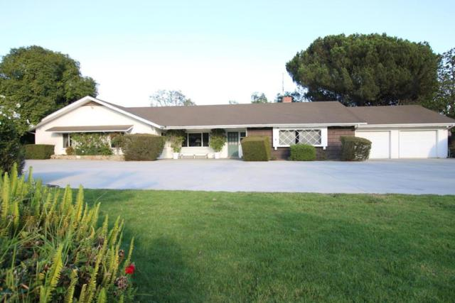 5526 La Cumbre Road, Somis, CA 93066 (#217007052) :: California Lifestyles Realty Group