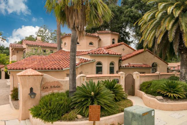 209 S Montgomery Street, Ojai, CA 93023 (#217007056) :: RE/MAX Gold Coast Realtors