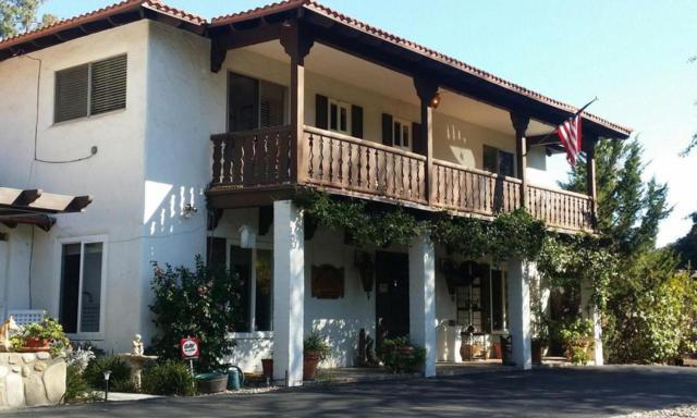 1195 Rancho Court, Ojai, CA 93023 (#217007073) :: RE/MAX Gold Coast Realtors