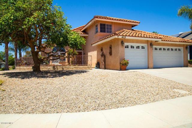 433 Quail Court, Fillmore, CA 93015 (#217007134) :: RE/MAX Gold Coast Realtors