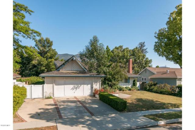 1090 La Grange Avenue, Newbury Park, CA 91320 (#217007201) :: Eric Evarts Real Estate Group
