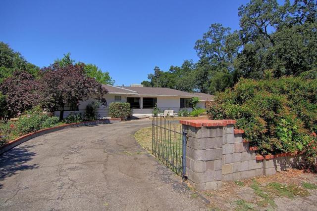 391 Avenida Del Recreo, Ojai, CA 93023 (#217007277) :: RE/MAX Gold Coast Realtors