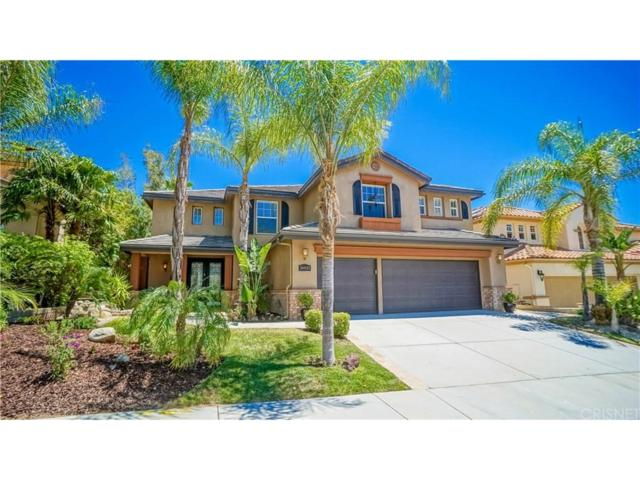 26833 Wyatt Lane N, Stevenson Ranch, CA 91381 (#SR17137960) :: Paris and Connor MacIvor