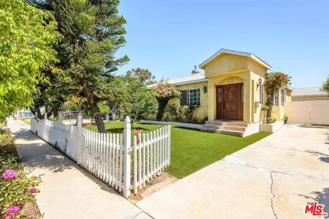 4726 Berryman Avenue, Culver City, CA 90230 (#17242748) :: The Fineman Suarez Team