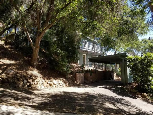 145 N Ventura Avenue, Oak View, CA 93022 (#217007425) :: RE/MAX Gold Coast Realtors