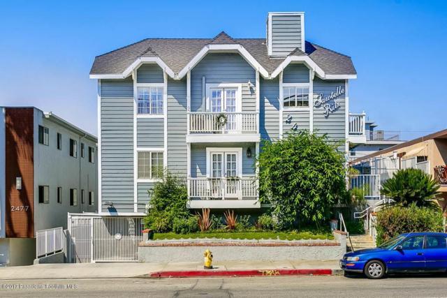 2471 Sawtelle Boulevard #201, Los Angeles (City), CA 90064 (#817000313) :: TBG Homes - Keller Williams