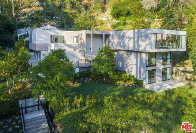 10542 Fontenelle Way, Los Angeles (City), CA 90077 (#17243208) :: TBG Homes - Keller Williams