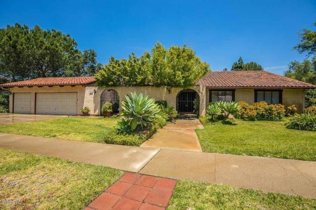 1260 Calle Las Trancas, Thousand Oaks, CA 91360 (#217007470) :: RE/MAX Gold Coast Realtors