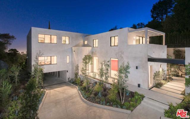 1317 Delresto Drive, Beverly Hills, CA 90210 (#17243570) :: TBG Homes - Keller Williams