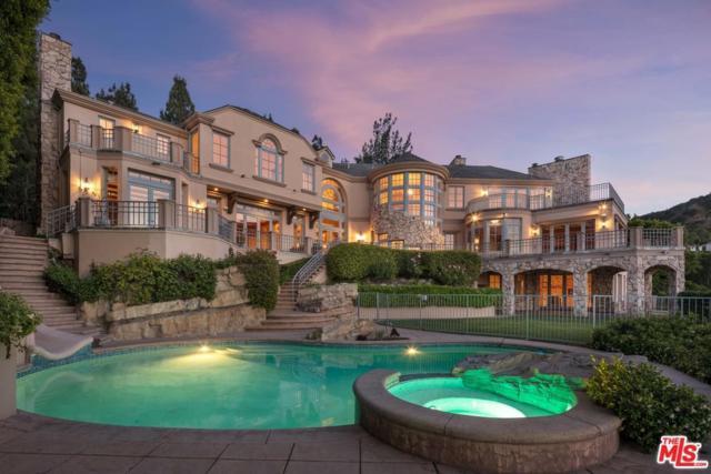 14023 Aubrey Road, Beverly Hills, CA 90210 (#17243092) :: TBG Homes - Keller Williams