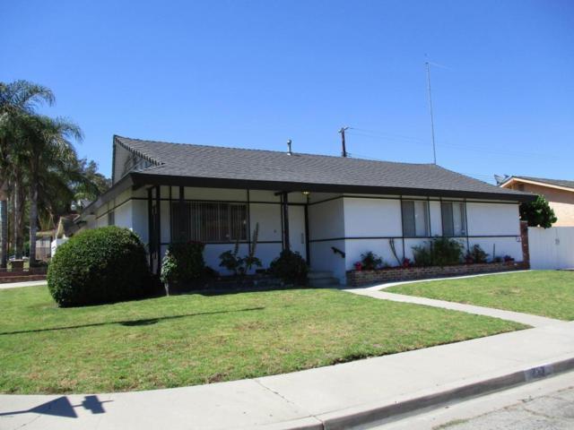 233 Eliot Street, Santa Paula, CA 93060 (#217007555) :: Eric Evarts Real Estate Group