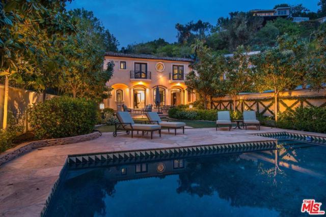 1549 Lindacrest Drive, Beverly Hills, CA 90210 (#17243982) :: TBG Homes - Keller Williams