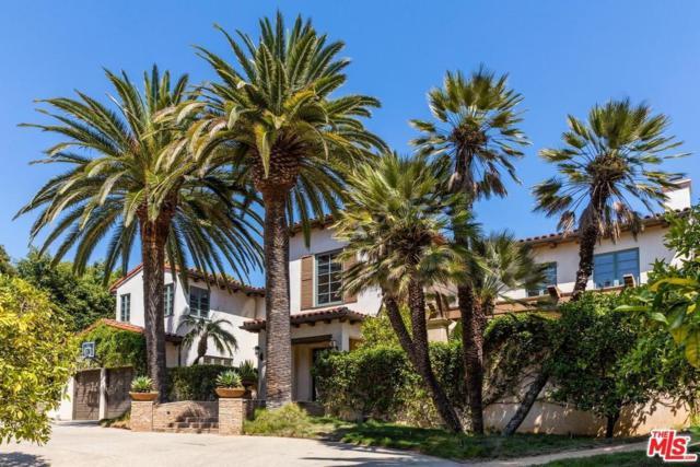 140 S Cliffwood Avenue, Los Angeles (City), CA 90049 (#17244032) :: TBG Homes - Keller Williams