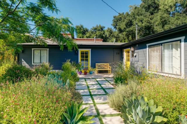 520 Mesa Drive, Ojai, CA 93023 (#217007590) :: Eric Evarts Real Estate Group