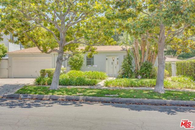 500 N Bundy Drive, Los Angeles (City), CA 90049 (#17244088) :: TBG Homes - Keller Williams