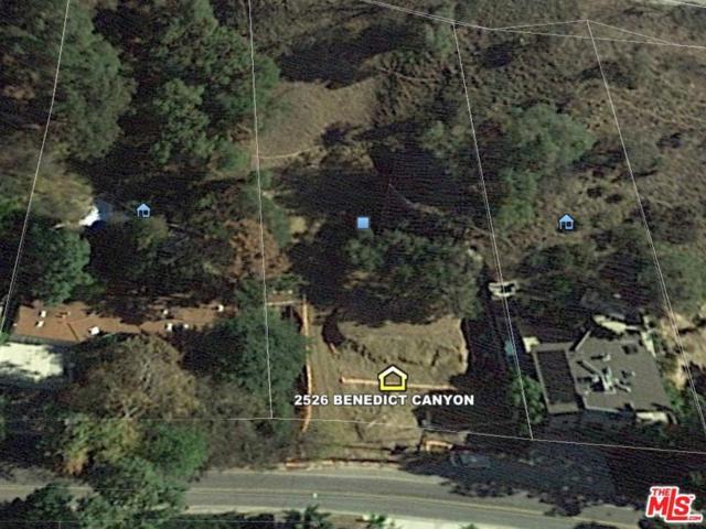 2526 Benedict Canyon Drive, Beverly Hills, CA 90210 (#17244320) :: TBG Homes - Keller Williams
