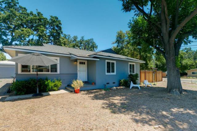 702 Grandview Avenue, Ojai, CA 93023 (#217007618) :: Eric Evarts Real Estate Group