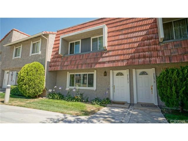 26872 Paseo Terraza, Saugus, CA 91350 (#SR17142025) :: Paris and Connor MacIvor