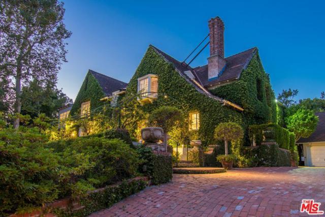 425 Parkwood Drive, Los Angeles (City), CA 90077 (#17243356) :: TBG Homes - Keller Williams