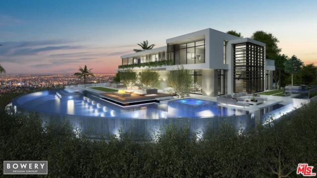 1200 Steven Way, Beverly Hills, CA 90210 (#17244448) :: TBG Homes - Keller Williams