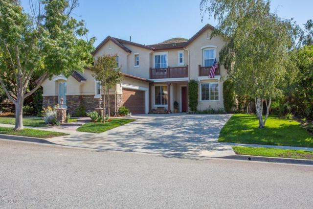 4778 Via La Jolla, Newbury Park, CA 91320 (#217007656) :: California Lifestyles Realty Group