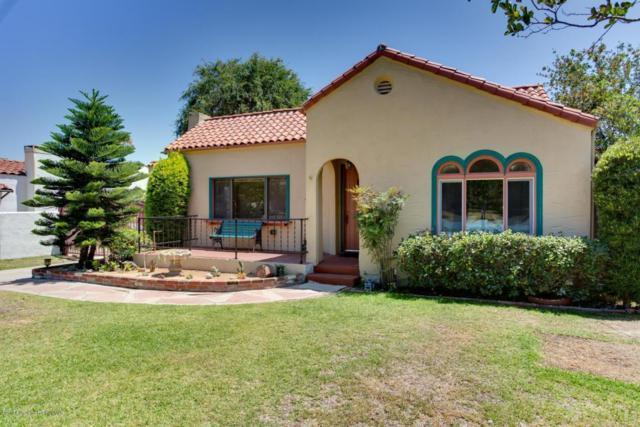1930 Garfias Drive, Pasadena, CA 91104 (#817000372) :: TruLine Realty