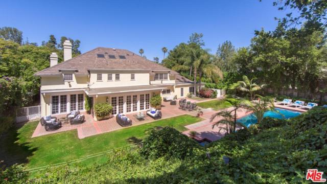 1205 Benedict Canyon Drive, Beverly Hills, CA 90210 (#17244428) :: The Fineman Suarez Team
