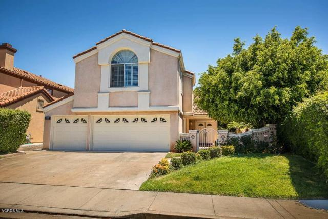 1727 Blossom Court, Newbury Park, CA 91320 (#217007672) :: California Lifestyles Realty Group