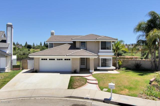 4406 Clearcreek Court, Moorpark, CA 93021 (#217007682) :: California Lifestyles Realty Group