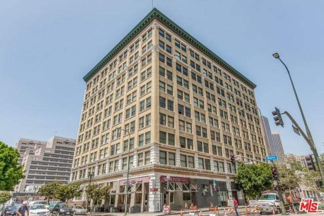 108 W 2ND Street #312, Los Angeles (City), CA 90012 (#17244866) :: TruLine Realty