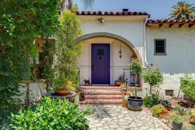 224 Marguerita Lane, Pasadena, CA 91106 (#817000385) :: TruLine Realty