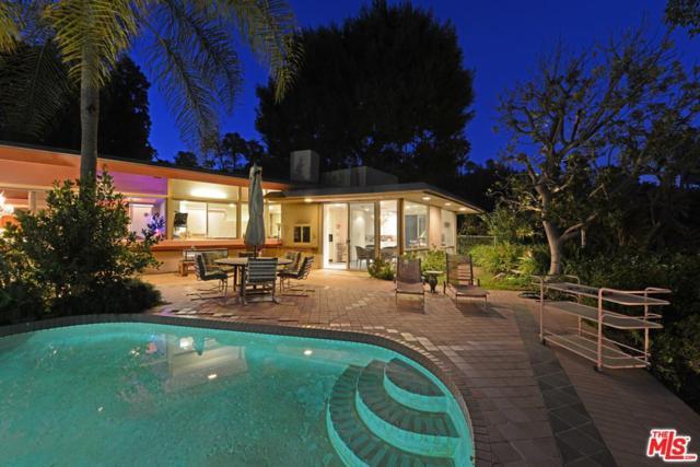 1101 Shadow Hill Way, Beverly Hills, CA 90210 (#17244934) :: The Fineman Suarez Team