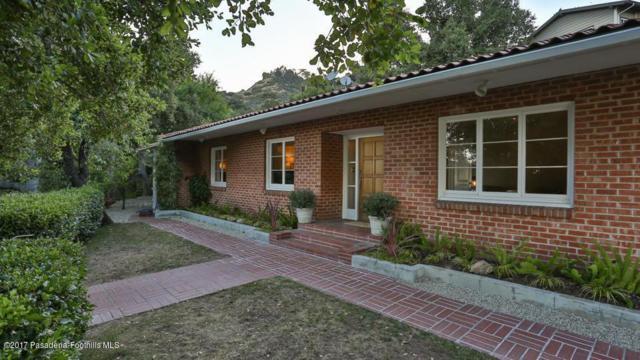 1336 Inverness Drive, Pasadena, CA 91103 (#817000388) :: TruLine Realty