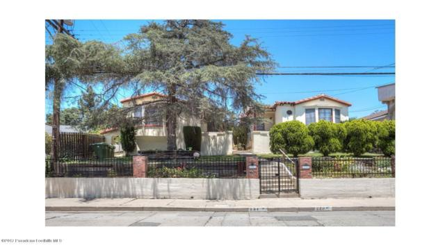 229 Isabel Street, Mount Washington, CA 90065 (#817000391) :: TruLine Realty