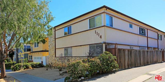 1114 23RD Street #4, Santa Monica, CA 90403 (#17244982) :: TruLine Realty