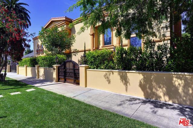 747 Radcliffe Avenue, Pacific Palisades, CA 90272 (#17244938) :: TruLine Realty