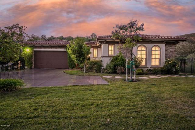 466 Rye Court, Thousand Oaks, CA 91362 (#217007706) :: California Lifestyles Realty Group