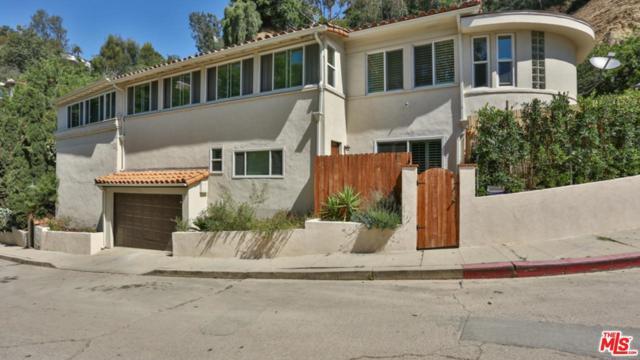 6970 La Presa Drive, Los Angeles (City), CA 90068 (#17245048) :: TruLine Realty