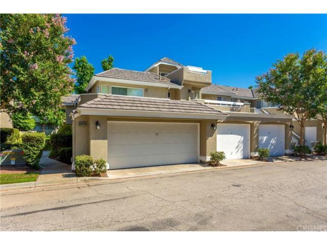 26121 Mcbean #23, Valencia, CA 91355 (#SR17143864) :: California Lifestyles Realty Group