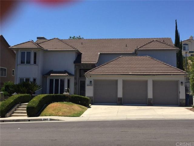 5965 Nora Lynn Drive, Woodland Hills, CA 91367 (#SR17144226) :: Paris and Connor MacIvor