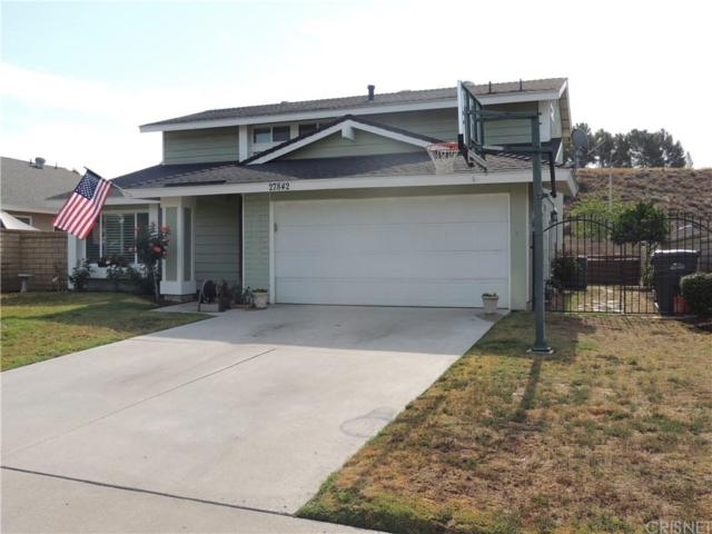 27842 Caraway Lane, Saugus, CA 91350 (#SR17144208) :: Paris and Connor MacIvor