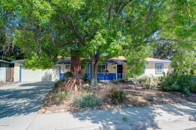 818 Grandview Avenue, Ojai, CA 93023 (#217007763) :: Eric Evarts Real Estate Group