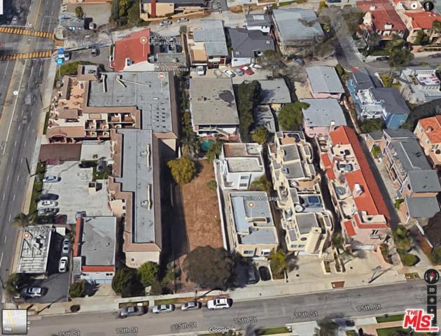 825 15TH Street, Hermosa Beach, CA 90254 (#17246048) :: The Fineman Suarez Team