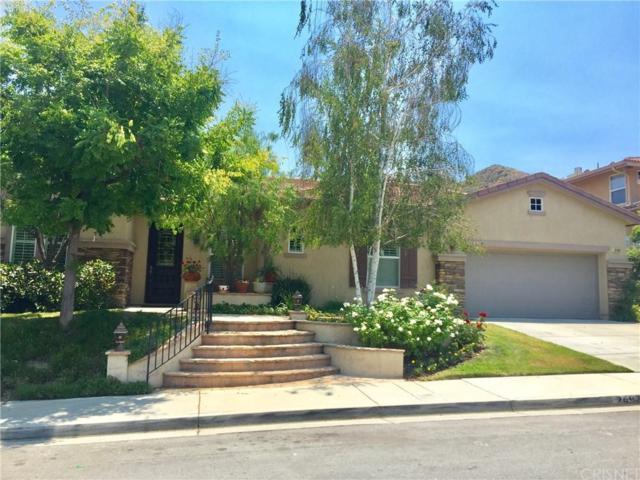 24986 Greensbrier Drive, Stevenson Ranch, CA 91381 (#SR17108656) :: Paris and Connor MacIvor