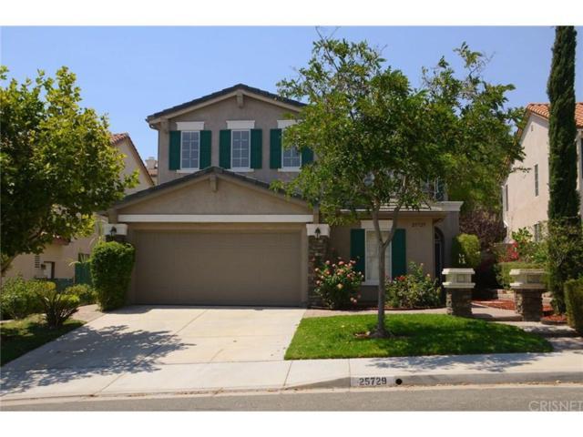 25729 Thurber Way, Stevenson Ranch, CA 91381 (#SR17159740) :: Paris and Connor MacIvor