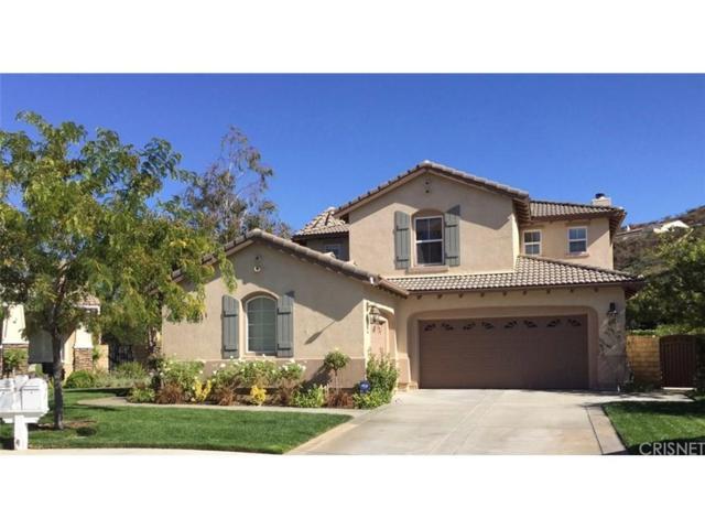 25710 Chestnut Way, Stevenson Ranch, CA 91381 (#SR17167406) :: Paris and Connor MacIvor